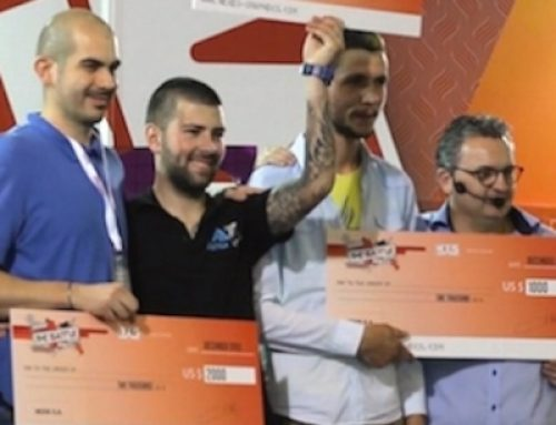 Ivan Tenchev, winner of the 2016 FESPA Eurasia Wrap Masters.